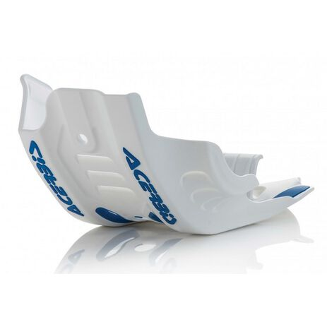_Cubre Cárter Acerbis Husqvarna FE 450/501 20 Blanco/Azul | 0024254.232-P | Greenland MX_
