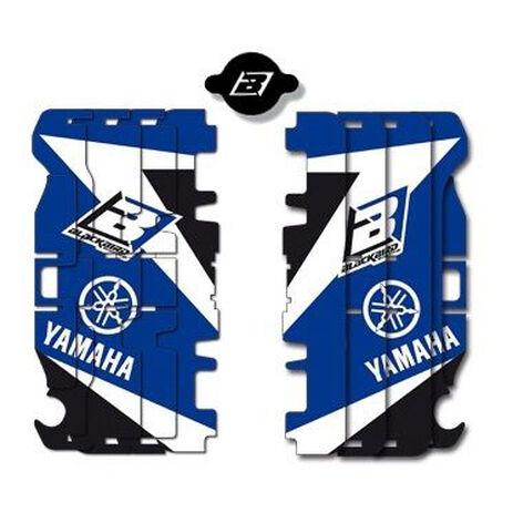 _Kit Adhesivos Rejilla Radiador Blackbird Yamaha YZ 250/450 F 06-09 | A203E | Greenland MX_