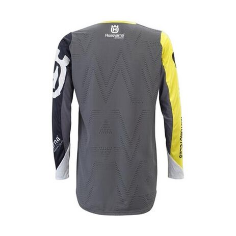 _Jersey MX Husqvarna Railed Turquesa | 3HS210031900 | Greenland MX_