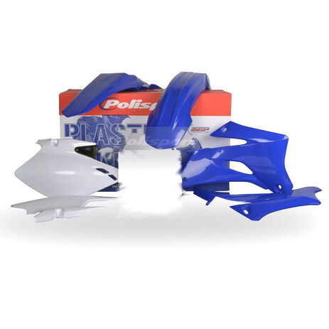 _Kit Plásticos Polisport Yamaha WR 250 F 07-14 WR 450 F 07-11 Azul | 90136 | Greenland MX_