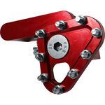 _Puntera Pedal de Freno Apico Rojo   AP-BPFTIPR   Greenland MX_