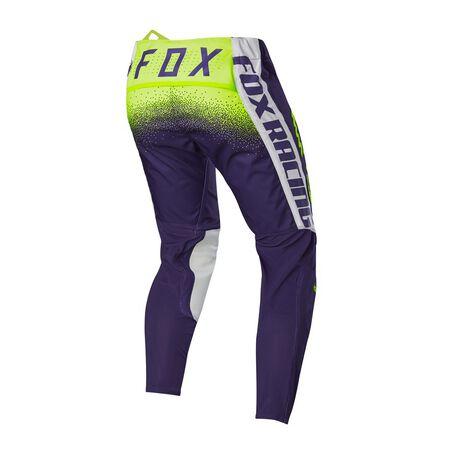 _Pantalón Fox Flexair Honr LE Violeta/Amarillo Fluor | 25662-178-P | Greenland MX_
