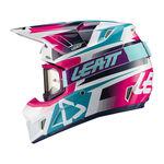 _Casco con Gafas Leatt Moto 7.5 Rosa | LB1021000200-P | Greenland MX_