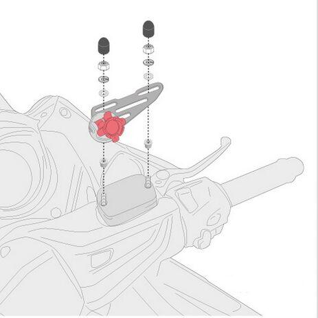 _Kit Tornillería para Smart Mount RC S903A Givi Honda/Yamaha | 01VKIT | Greenland MX_