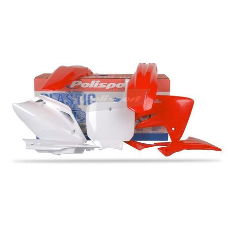 _Kit Plásticos Polisport Honda CRF 150 07-18 | 90135 | Greenland MX_