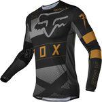 _Jersey Fox Flexair Riet Negro | 28130-001 | Greenland MX_