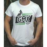 _Camiseta GMX Dirt Rider Blanca | PU-TGMXDRWT | Greenland MX_