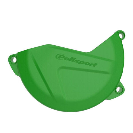 _Protector Tapa Discos Embrague Kawasaki KX 450 F 06-15 Verde | 8440700002 | Greenland MX_