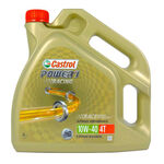 _Aceite Castrol Power 1 Racing 4T 10W-40 4 Litros | LCR4T10404L | Greenland MX_