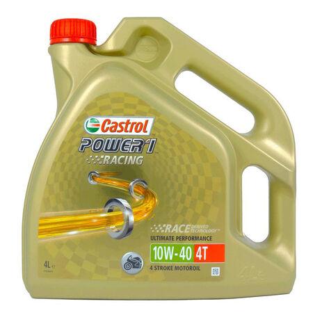 _Aceite Castrol Power 1 Racing 4T 10W-40 4 L   LCR4T10404L   Greenland MX_