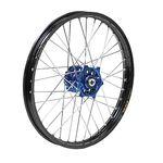 _Rueda Delantera Talon-Excel Kawasaki KX 80/85/100 98-13 19 x 1.60 Azul-Negro | TW730GBLBK | Greenland MX_