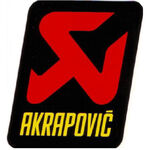 _Adhesivo Akrapovic 75x58 mm | SXS07540509 | Greenland MX_