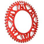 Corona Gnerik Aluminio Antibarro Beta End. 250/300 RR 2T 350/400/450/498 RR 4T 13-14 Rojo 50 D, , hi-res
