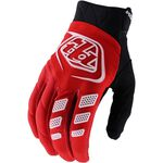 _Guantes Troy Lee Designs Revox Rojo | 41178501-P | Greenland MX_