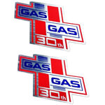 _Pareja de Adhesivos GAS GAS 30th Aniversario | PU00642014 | Greenland MX_
