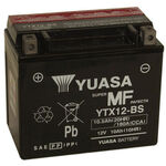 _Batería Sin Mantenimiento Yuasa YTX12-BS | BY-YTX12BS | Greenland MX_