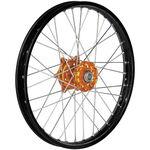 _Rueda Delantera Talon-Excel KTM EXC 16-.. SX 15-.. Husqv FE 16-.. TC 15-..21 x 1.60 Naranja-Negro | TW914DORBK | Greenland MX_