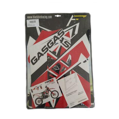 _Kit Adhesivos Blackbird Dream 4 Gas Gas EC 250 02-06 FSE 450 02-06 | 2903N-02 | Greenland MX_