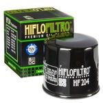 _Filtro de Aceite Hiflofiltro Kawasaki KFX 700 04-09 Triumph Tiger 800 11-16 | HF204 | Greenland MX_