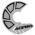 _Protector Disco Delantero Acerbis X-Brake 2.0 Vented Blanco/Negro | 0021846.030 | Greenland MX_