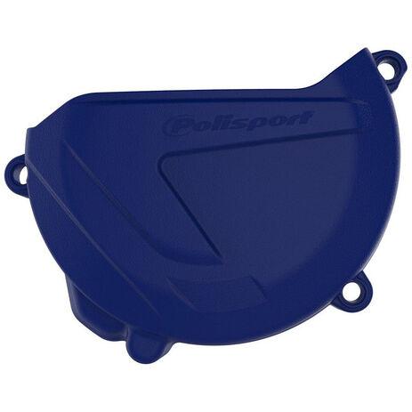 _Protector Tapa Discos Embrague Polisport Yamaha YZ 250 00-18 WR 250 16-18 Azul   8463700002   Greenland MX_