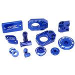 _Kit Accesorios Aluminio Zeta Racing Husqvarna TE 125 14-16 FE 250/501 17  Azul   ZE51-2566   Greenland MX_