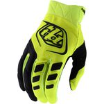 _Guantes Troy Lee Designs Revox Amarillo Fluor | 41178504-P | Greenland MX_