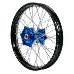 _Rueda Trasera Talon-Excel KTM SX/SXF 12-.. Husqv. FC/TC 16-.. 18 x 2.15 (Eje 25MM) Azul-Negro | TW693LBLBK | Greenland MX_