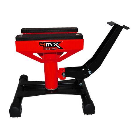 _Caballete Elevador 4MX Rojo   4M-CB001   Greenland MX_
