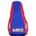 _Funda de asiento TJ Honda CRF 250 R 10-13 CRF 450 R 09-12 Azul-Roja Con ribetes | GCRF2501013AZ | Greenland MX_