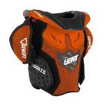 _Collarín Infantil Leatt Fusion 2.0 Naranja/Negro | LB101401000P | Greenland MX_