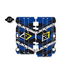 _Kit Adhesivos Rejilla Radiador Blackbird Yamaha YZ 250/450 F 14-17   A204E   Greenland MX_