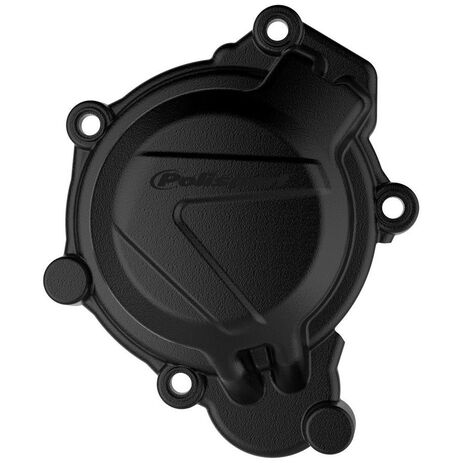_Protector Tapa Encendido KTM SX 125/150 16-18 Husqvarna TC 125 17-18 Negro | 8464100001 | Greenland MX_
