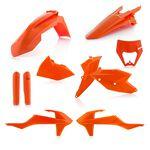 _Full Kit Plásticos Acerbis KTM EXC/EXC-F 17-19 Naranja 16 | 0022371.011.016-P | Greenland MX_