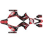 _Kit Adhesivos Completo Kit Restyling Polisport Honda CR 125/250 R 02-07 Racing | SK-CR1225PLRKBKRDR-P | Greenland MX_