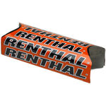 _Protector Manillar Renthal Fat Bar Team Issue Naranja | P276 | Greenland MX_