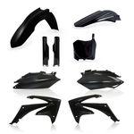 _Full Kit Plásticos Acerbis Honda CRF 250 R 11-13 CRF 450 R 11-12 Negro | 0015707-090-P | Greenland MX_