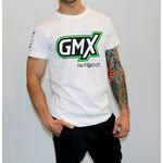 _Camiseta Logo GMX Blanco | PU-TGMX16WT | Greenland MX_