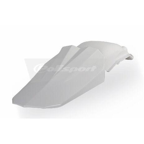 _Guardabarros Trasero Husqvarna CR 125/250 05-08 TC 250/340/450/510 05-07 Blanco | 8567700001 | Greenland MX_