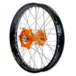 _Rueda Trasera Talon-Excel KTM SX/SXF 12-.. Husqv. FC/TC 16-.. 19 x 2.15 (Eje 25MM) naranja-negro | TW693PORBK | Greenland MX_