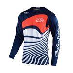 _Jersey Infantil Troy Lee Designs GP Drift Azul Marino/Naranja | 30978000-P | Greenland MX_