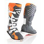 _Botas Acerbis X-Race Naranja/Gris | 0024359.207 | Greenland MX_