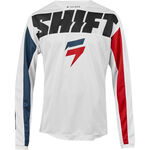 _Jersey Shift White Label York | 21707-008 | Greenland MX_