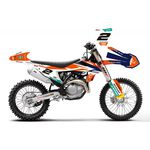 _Kit Adhesivos Completo KTM SX/SX-F 16-18 EXC 17-.. Factory | SK-KT17FA19-P | Greenland MX_