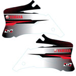 _Kit Adhesivos TJ Yamaha YZ 250/450 F 06-09 OEM | TJOEMYZF09 | Greenland MX_