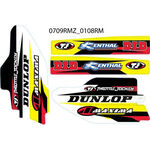 _Kit Adhesivos Suspension TJ Suzuki RM 125/250 04-13 RMZ 250 07-18 450 05-17 | SKRMRMZ | Greenland MX_
