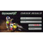 _Cheque Regalo GreenlandMX 100  | CHGMX-100 | Greenland MX_