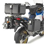 _Portamaletas Lateral PL One-Fit Maletas Monokey Cam-Side Trekker Outback Honda CRF 1100L AS 20-.. | PLO1178CAM | Greenland MX_