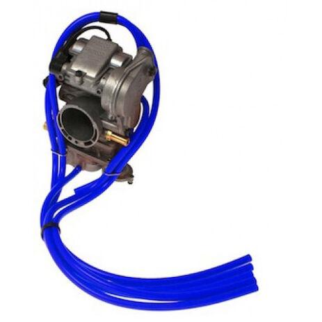 _Kit Tubos Sobrante de Carburador 2T 4MX Azul | 4MX-CVYZ | Greenland MX_