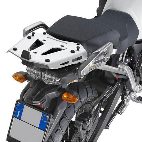 _Adaptador Posterior Específico en Aluminio Maleta Monokey Givi Yamaha XT 1200 Z Super Ténéré 10-19   SRA2101   Greenland MX_
